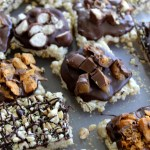 Candy Bar Rice Cereal Treats