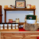 Hot Cocoa Bar Station