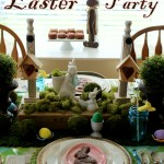 Chocolate Bunny Easter Party