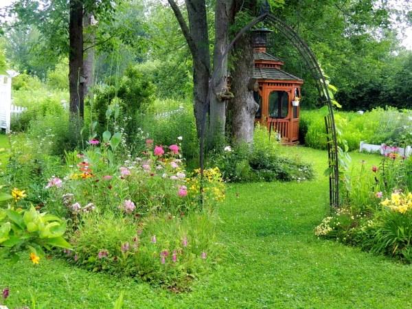 arch garden