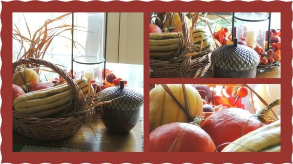 harvest vase