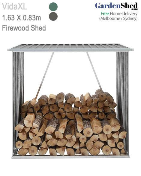 Firewood Shed 163 x 083