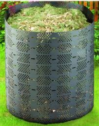 Compost Bin a Composter For Gardens