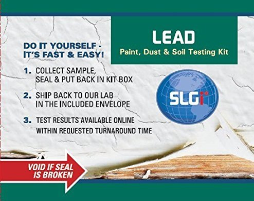 Why buy a Lead Soil Testing Kit?
