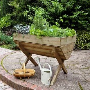 A Beginner's Guide to Creating Garden Troughs