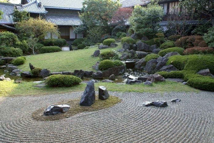 A Few Simple Japanese Garden Ideas