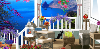 Kids Get One Too - Childrens Patio Furniture
