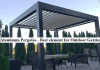 Aluminum Pergolas - Best element for Outdoor Garden