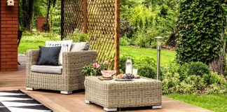Outdoor Carpet in your Garden