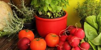 Edibles in Pots - Ideas and Tips on Growing Vegetables in Containers