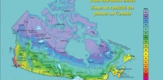Hardiness Zones - Gardening