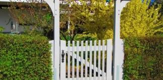 Make an Impression with a Garden Gate