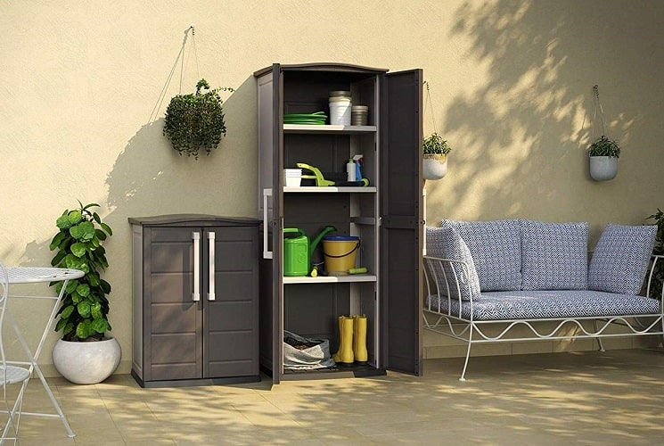 rubbermaid storage sheds in your