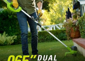 Superior Lawn Grooming With Ryobi String Trimmer