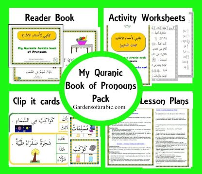 Quranic Arabic demonstrative Pronouns