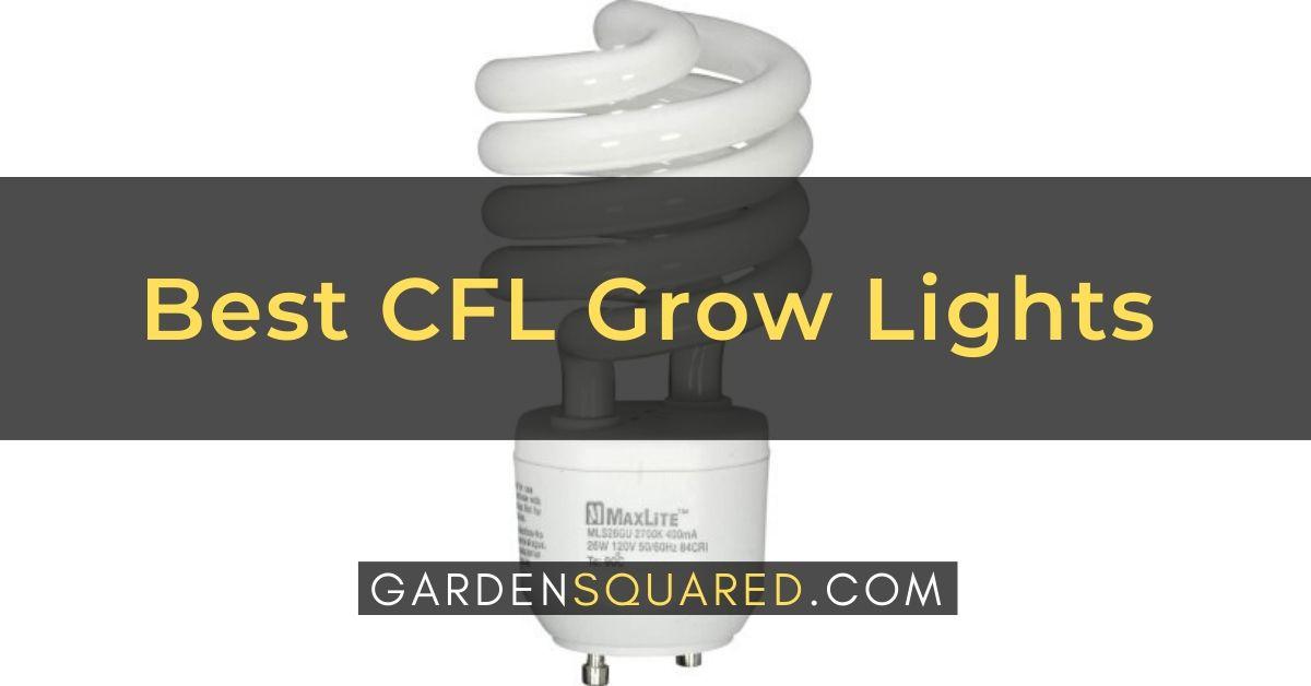 Best Cfl Grow Lights Reviews