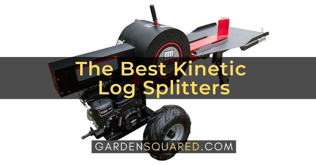 Best Kinetic Log Splitters