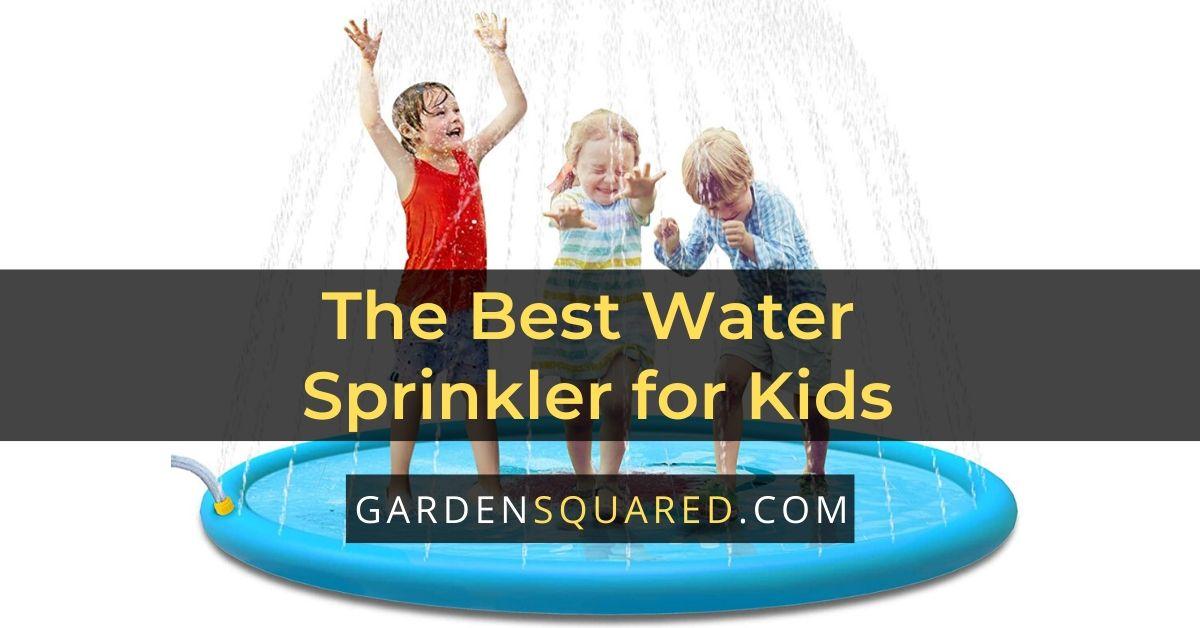 Best Water Sprinkler for Kids