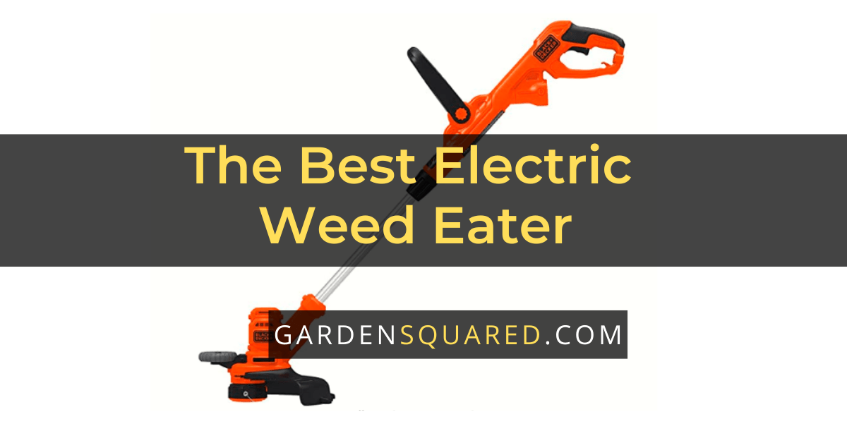 Best Electric Weed Eater Reviews And Buying Guide