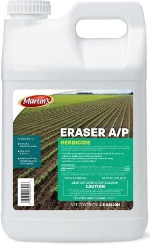 Martin's Eraser A/P
