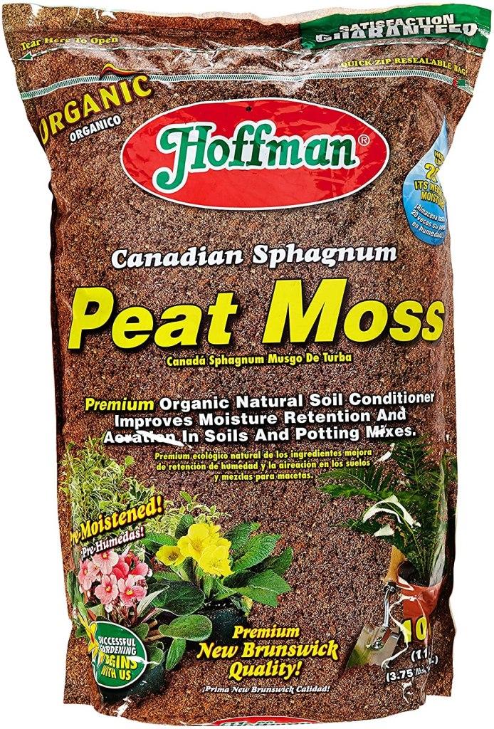 hoffman peat moss soil mixture