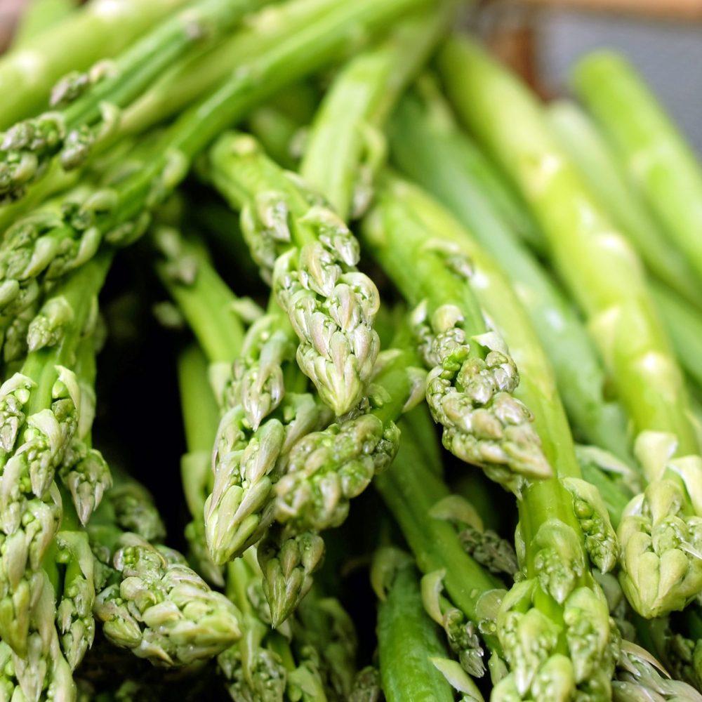 photo of asparagus spears