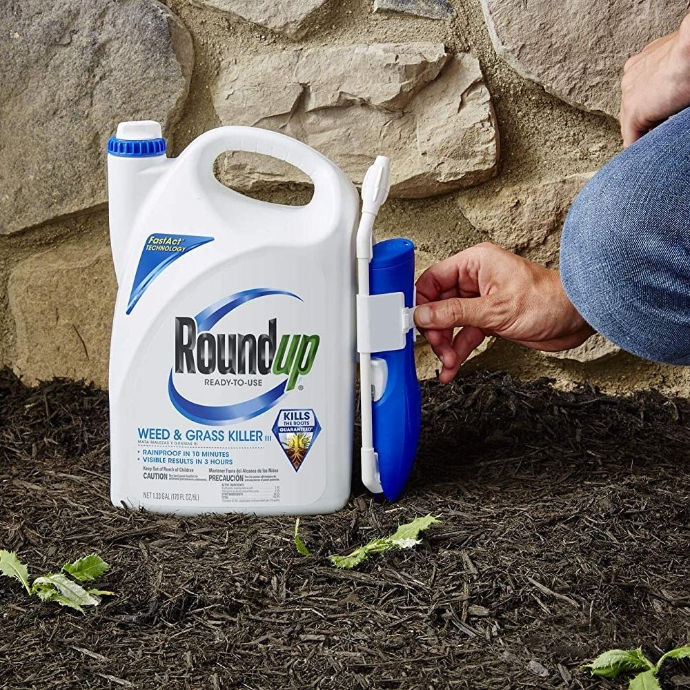 RoundUp 5200210 Ready-to-Use Weed & Grass Killer III