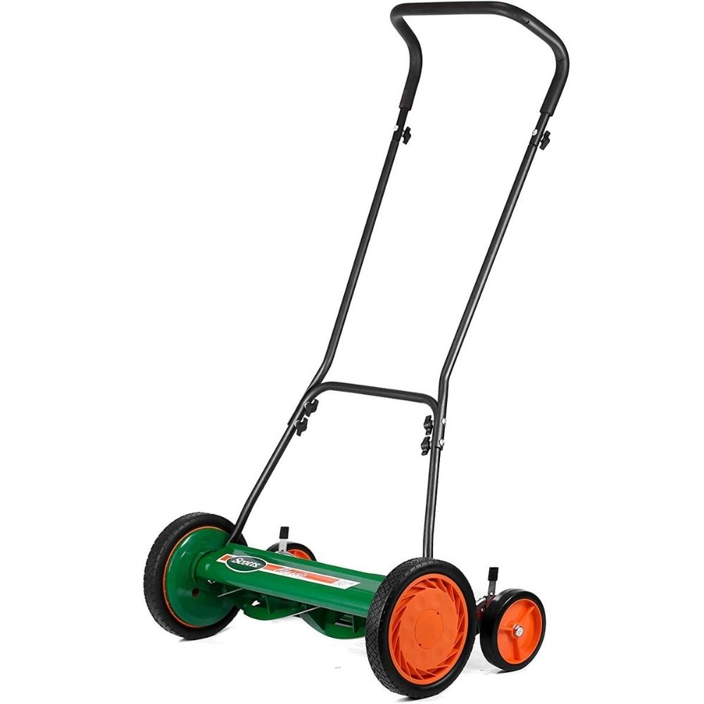 Front-wheel mower