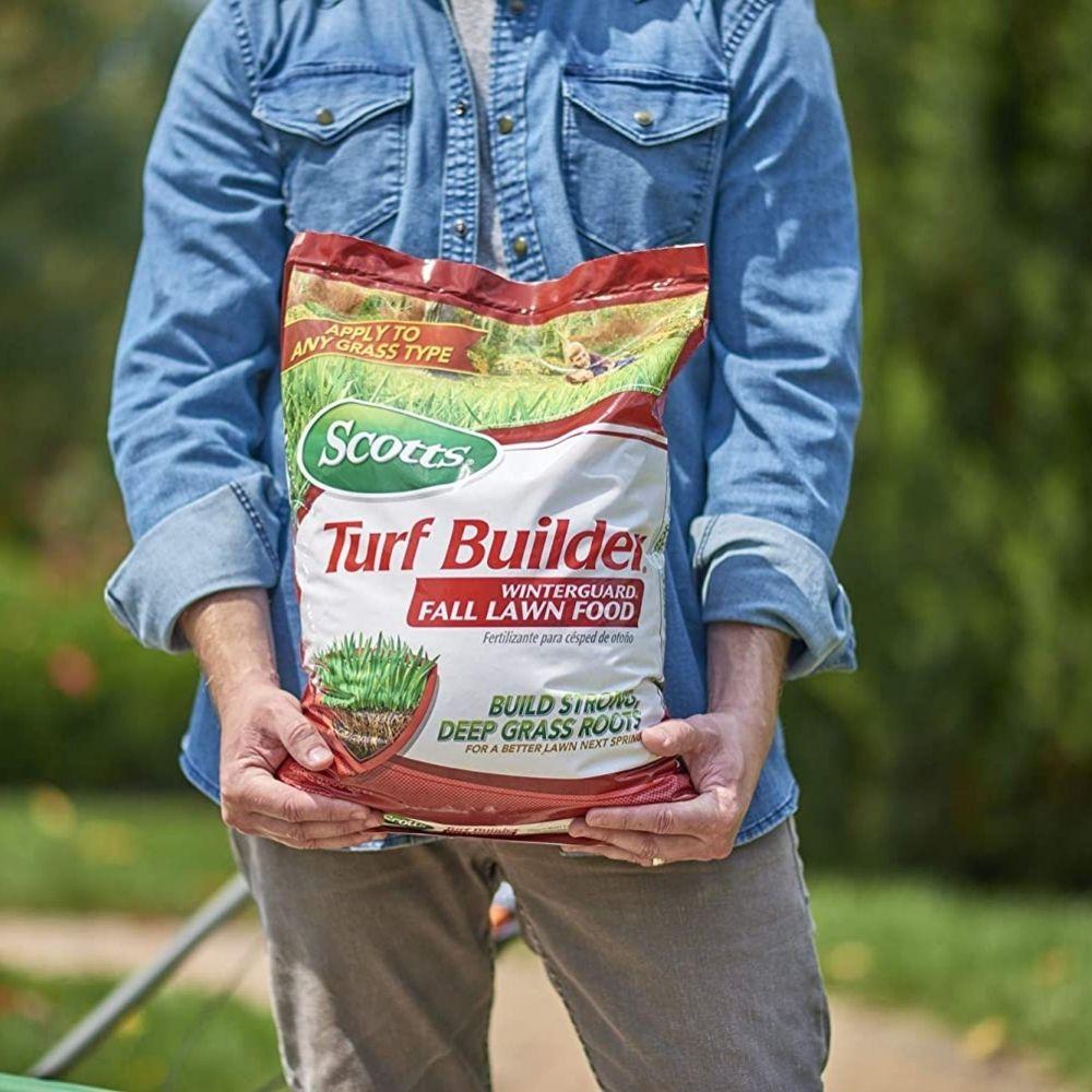 Carrying Fertilizer