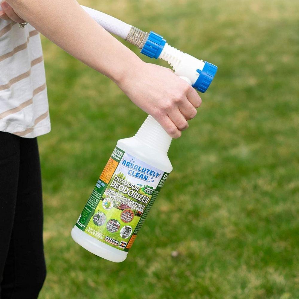 Amazing Outdoor/Yard Deodorizer