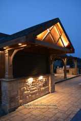 Cabana design evening
