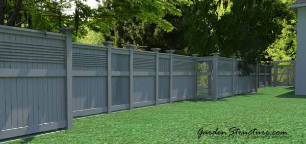 A fence designs company