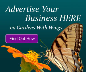Advertise your business on Gardens With Wings - Find Out How!