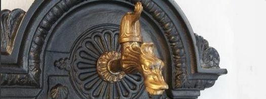 spouts antique spigots fountain