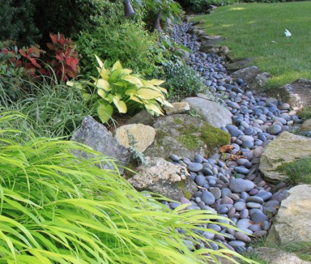 There Is No Incorrect Way Of Doing It How To Build A Dry Stream