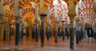 Mezquita (Mosque) in Cordoba