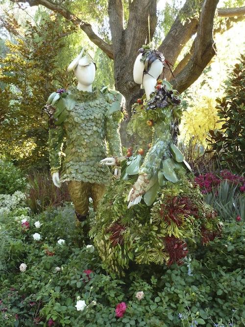 Tree and Shrub Growers display MIFGS 2013