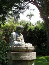 Foster Botanical Garden (Daibutsu) -Honolulu, HI Photo GFDL