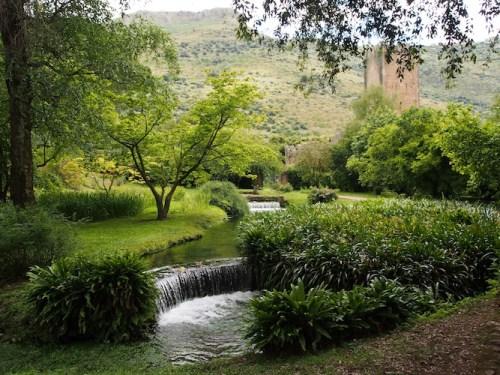 Ninfa Gardens Italy