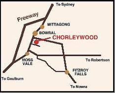 Chorleywood location