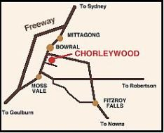 Chorleywood location