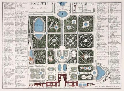 Bosquets de Versailles