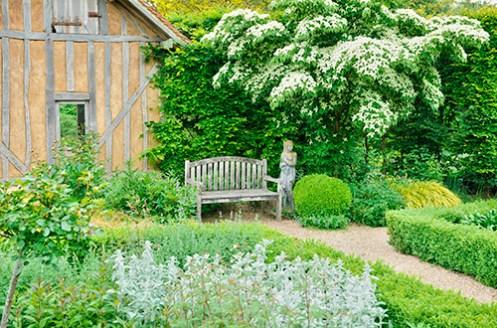 Les Jardins du Pays d'Auge in Cambremer, Normandie