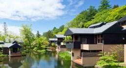 Hoshinoya Karuizawa riverside