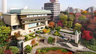 Hotel Chinzanso Tokyo gardens
