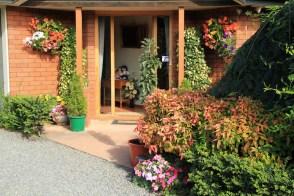 Cedar Park Gardens front door