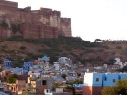 India Jodhpur Mehrangarh Fort