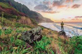 Hawaii coastline