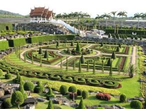 Thailand Tropical Park Nong Nuch