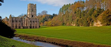 Fountains Abbey, Studley Royal Water Garden
